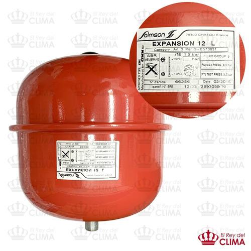 vaso de expansión salmson esfera de 12l para calefacción