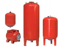 vaso de expansion tipo lenteja de 6 litros para calderas