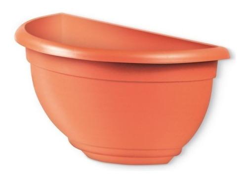 vaso de parede plástico - tamanho médio - 15 unidades
