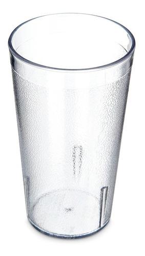 vaso de plástico san 12.6 oz cambro 1200p152