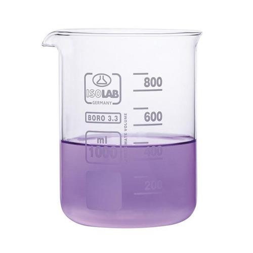 vaso de precipitado laboratorio 10ml contenedor vidrio