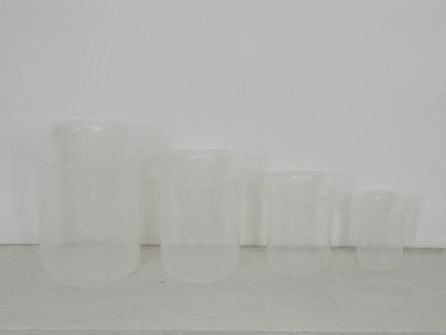 vaso de precipitados de plastico de 100 ml