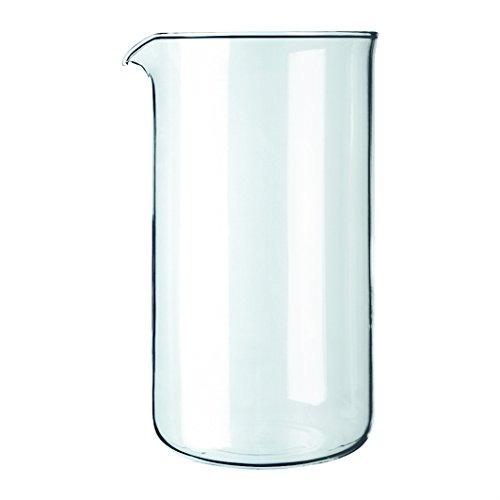 vaso de precipitados de repuesto bodum, vaso de vasos de pre