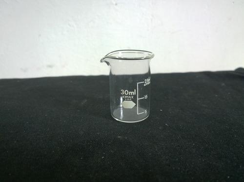 vaso de precipitados marca kimax de 30 ml