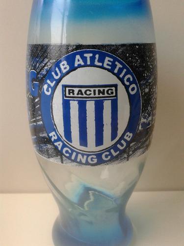 vaso de racing club de avellaneda