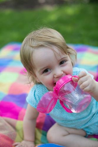 vaso de transición con boquilla dr brown´s 6 meses +