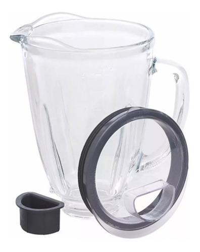 vaso de vidrio para licuadora oster reversible ref. 4936