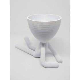 Vaso Decorativo Big Robert Planta Para Suculentas - 17cm