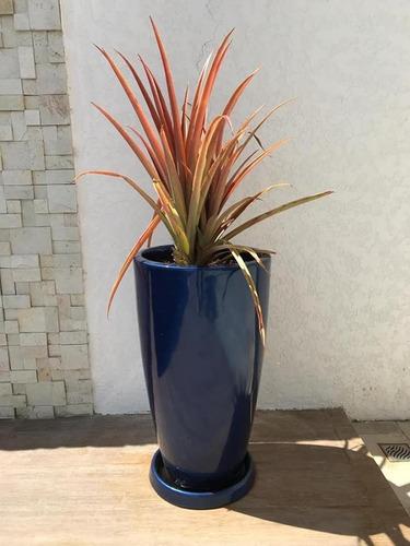 vaso decorativo tipo vietnamita pronta entrega 67cm altura