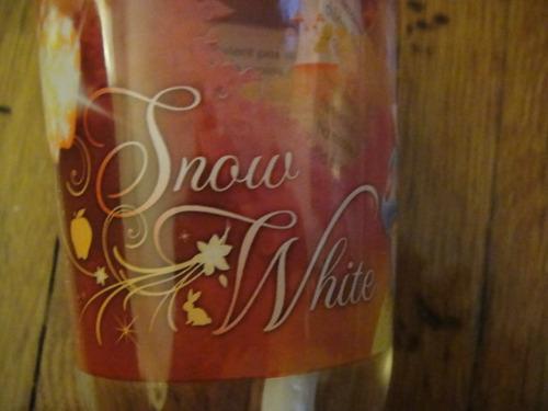 vaso disney blanca nieves fucsia tomatodo ( 416 )