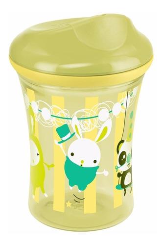 vaso easy learning ultimate cup 2en1 verde marca nuk10255270