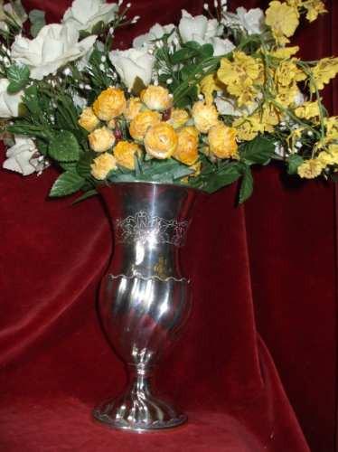 vaso em prata de lei 925 da prataria consentino