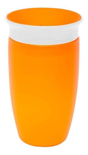 vaso entrenador munchkin miracle 10 oz naranja