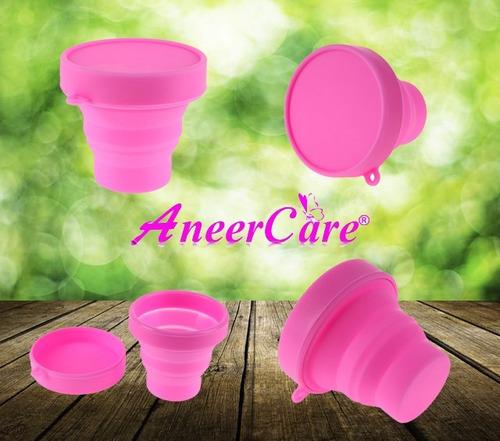 vaso esterilizador seguro certificado para copa menstrual