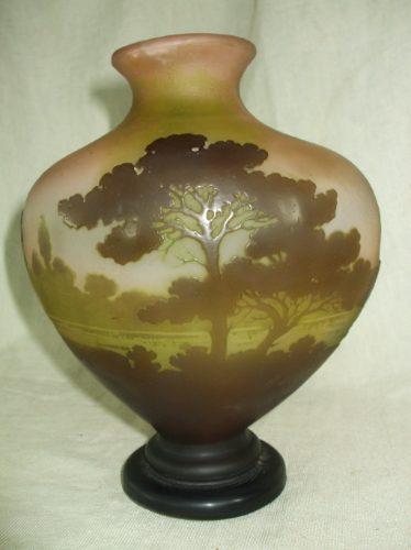 Vaso gall autentico perfeito r em mercado for Vaso galle