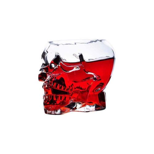 vaso grande en forma de calavera 1 und 350ml lp