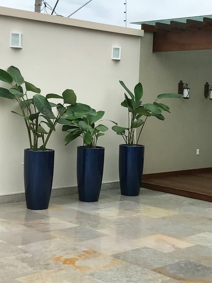 vaso grande para plantas estilo ceramica vietnamita r