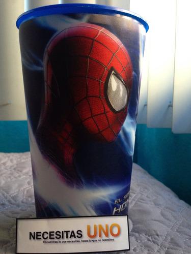 vaso hombre araña 2 - cinépolis