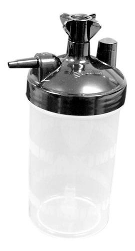 vaso humidificador de 35cc tanques de oxigeno o concentrador