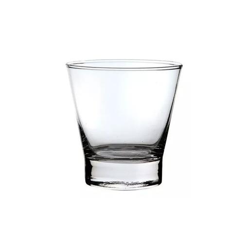 vaso ilhabela nadir whisky 350ml vidrio pack x12 docena