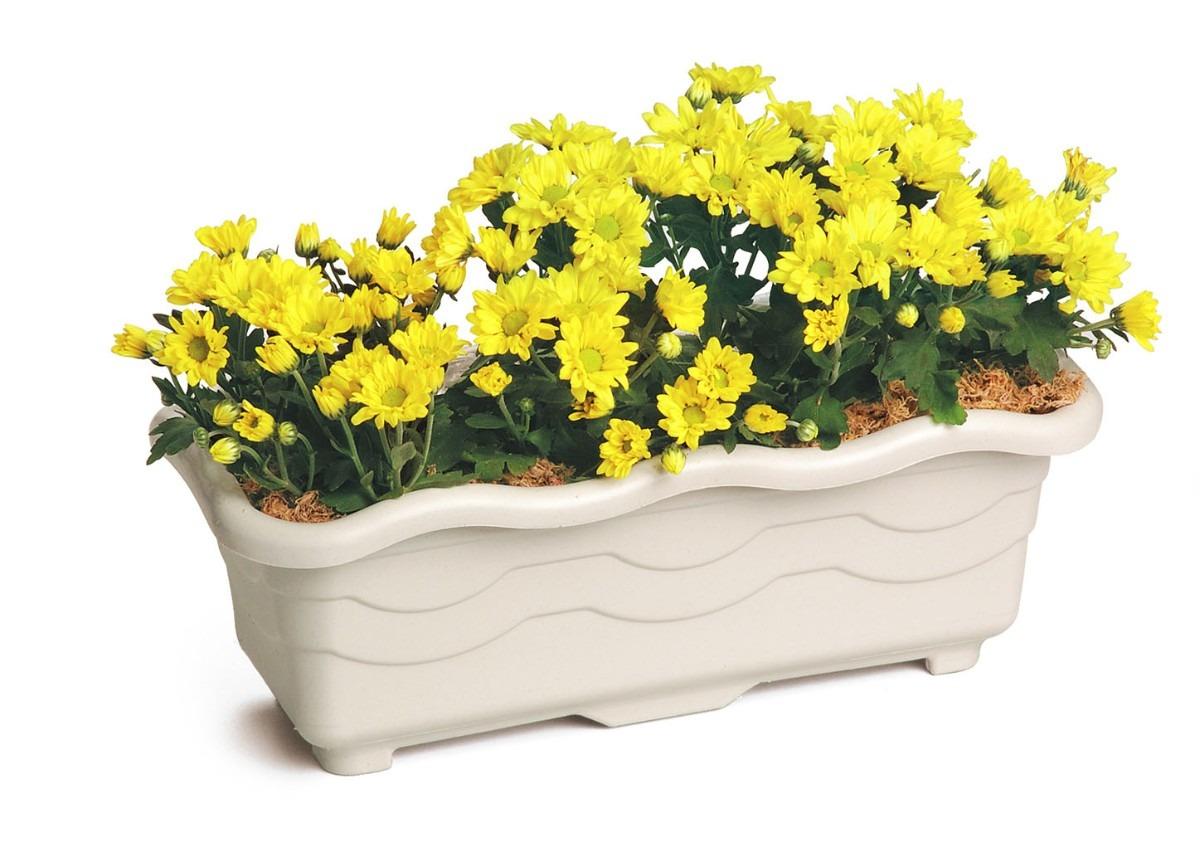 Vaso Jardineira Marmore P/ Plantas Peças Coloridos ( 50cm) R$ 12 00  #B7AD14 1200 857