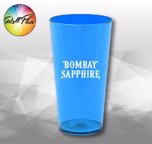 vaso jumbo 750ml / 23oz impreso bares antro bodas