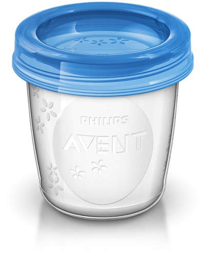 vaso leche materna philips avent scf618/10 adaptable 180ml