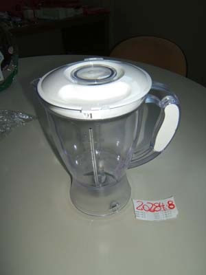 vaso licuadora electrolux c/rotor acril chef art.20752/4