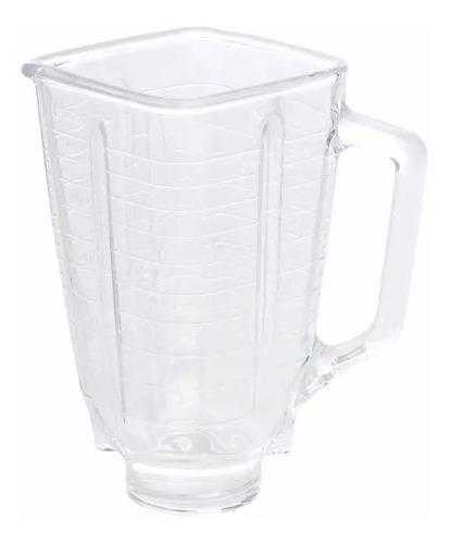 vaso licuadora oster en vidrio refractario generico