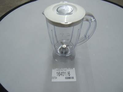 vaso licuadora standard base cuadr.c/rotor art.16360/5