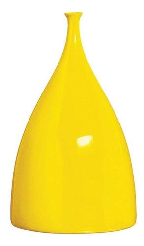 vaso life slin pequeno amarelo