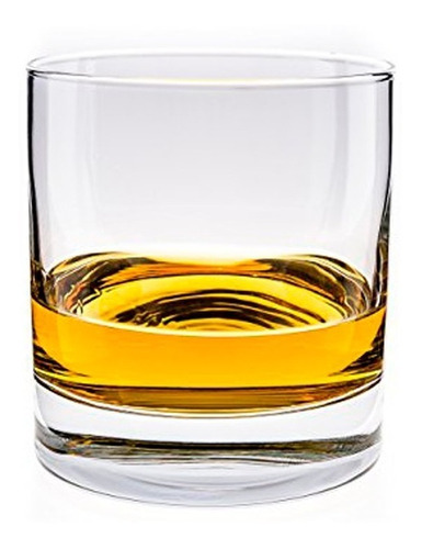 vaso luminarc islande whisky 380ml old fashioned pack x6 uni