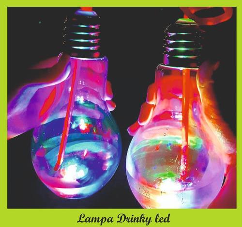 vaso luminoso lamparita led