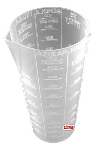 vaso medidor relieve cocina pico vertedor  - ciudad cotillón