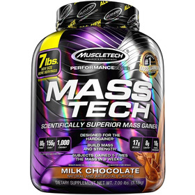 Vaso Mezclador Mass Gainer Muscletech