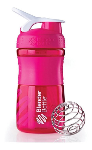 vaso mezclador sportmixer bender bottle 500 ml