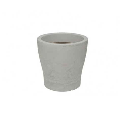 vaso milão 470mm x 470mm concreto- floresta