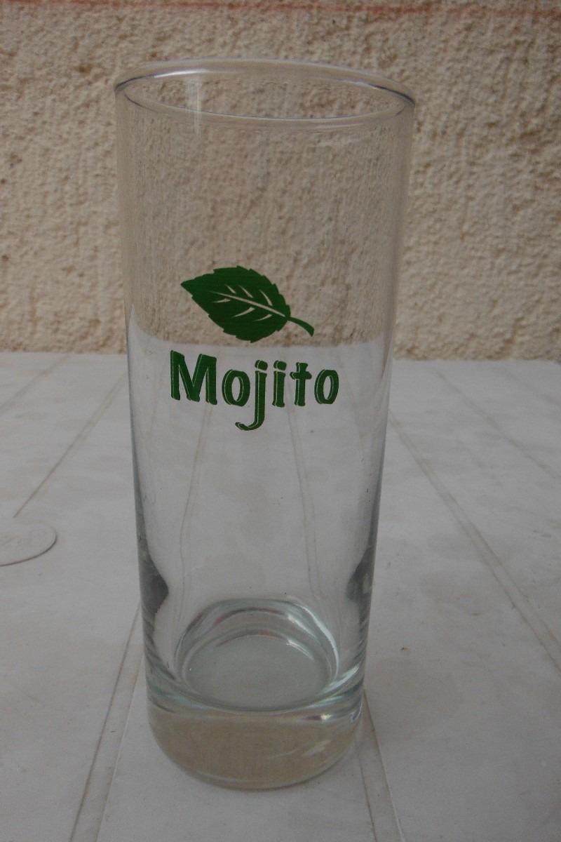 Vaso mojito cantina bar restaurant cafeteria drink cuba for Vasos para bar