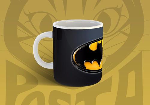 vaso - mug - pocillo batman - lego - 11 oz