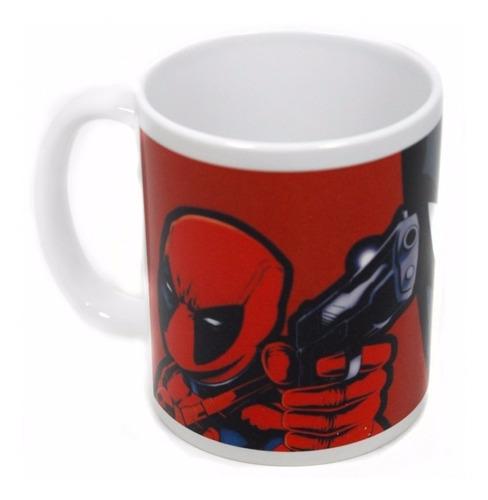 vaso - mug - pocillo - marvel comics- avengers 11 oz
