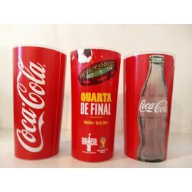 Vaso Mundial Brasil 2014 Coca Cola Cuartos De Final