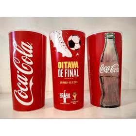Vaso Mundial Brasil 2014 Coca Cola Octavos De Final