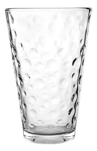 vaso noa burbuja de vidrio rigolleau 350 ml