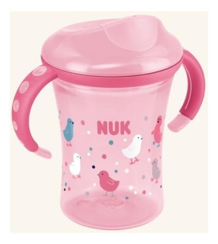 vaso nuk bebe trainer cup 250ml con asas antideslizantes