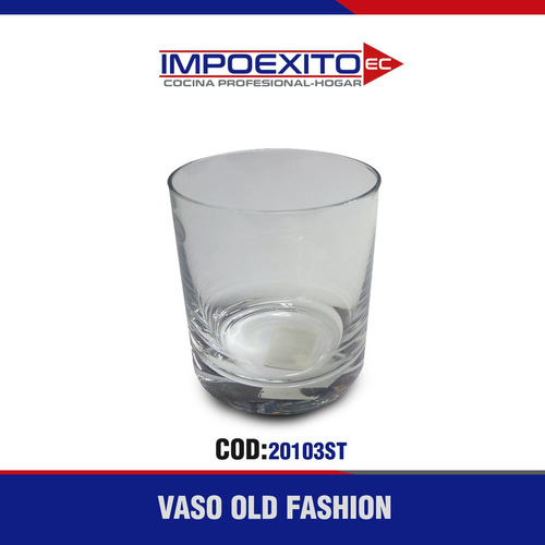 vaso old fashion impoexito