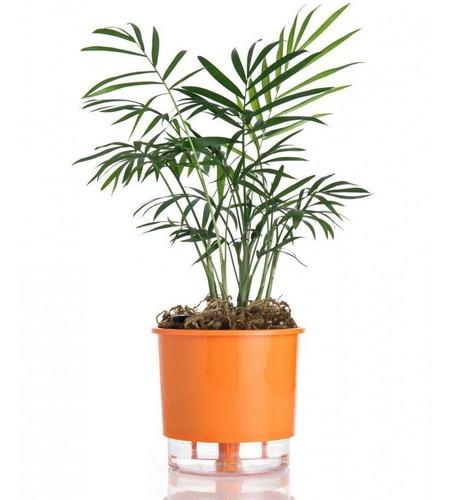 vaso p/ plantas autoirrigável jardim tamanho grande casa