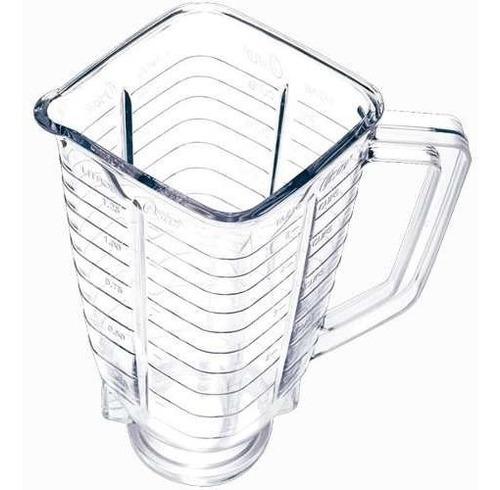 vaso para licuadoras poliestireno original oster irrompible