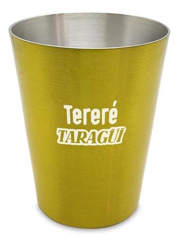 vaso para tereré taragüi amarillo