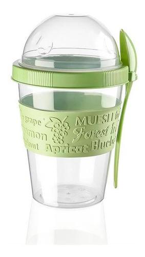 vaso para yogurt take n´go 600 ml titiz