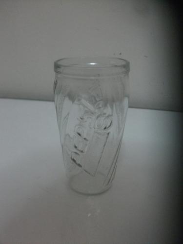vaso pepsi vidrio coleccionable